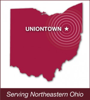 Uniontown Map