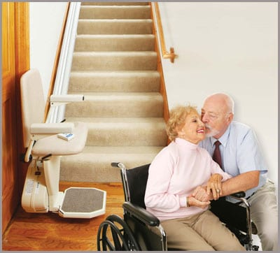 Senior Safe Installed The Stair Lift On 11 30 13 They Were Prompt Clean And Very Informative Job Went Well It Goes Up Down