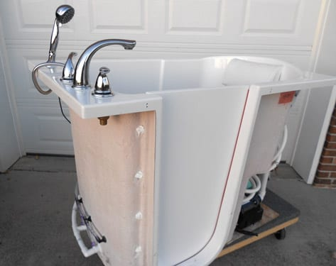 Safe & Accessible Walk-In Bathtubs | Senior Safe Solutions